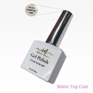Matte Toap Coat