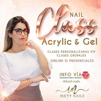 Acrylic & Gel Class