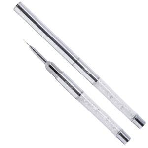 Liner Brush 5mm (Silver)