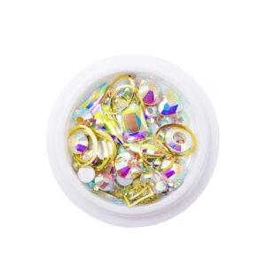Crystals Mixed
