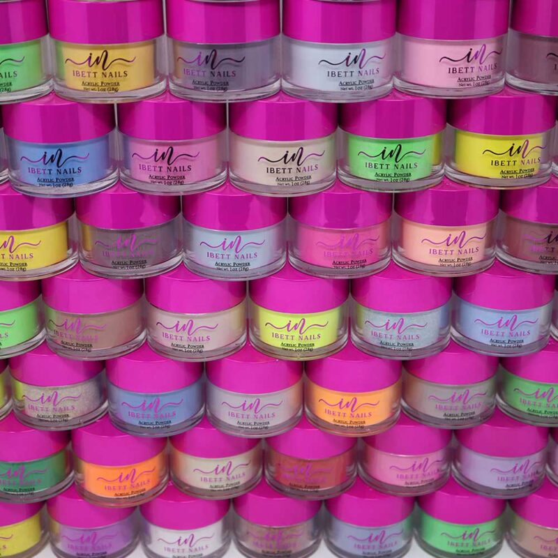 Acrylic Powder Full Line